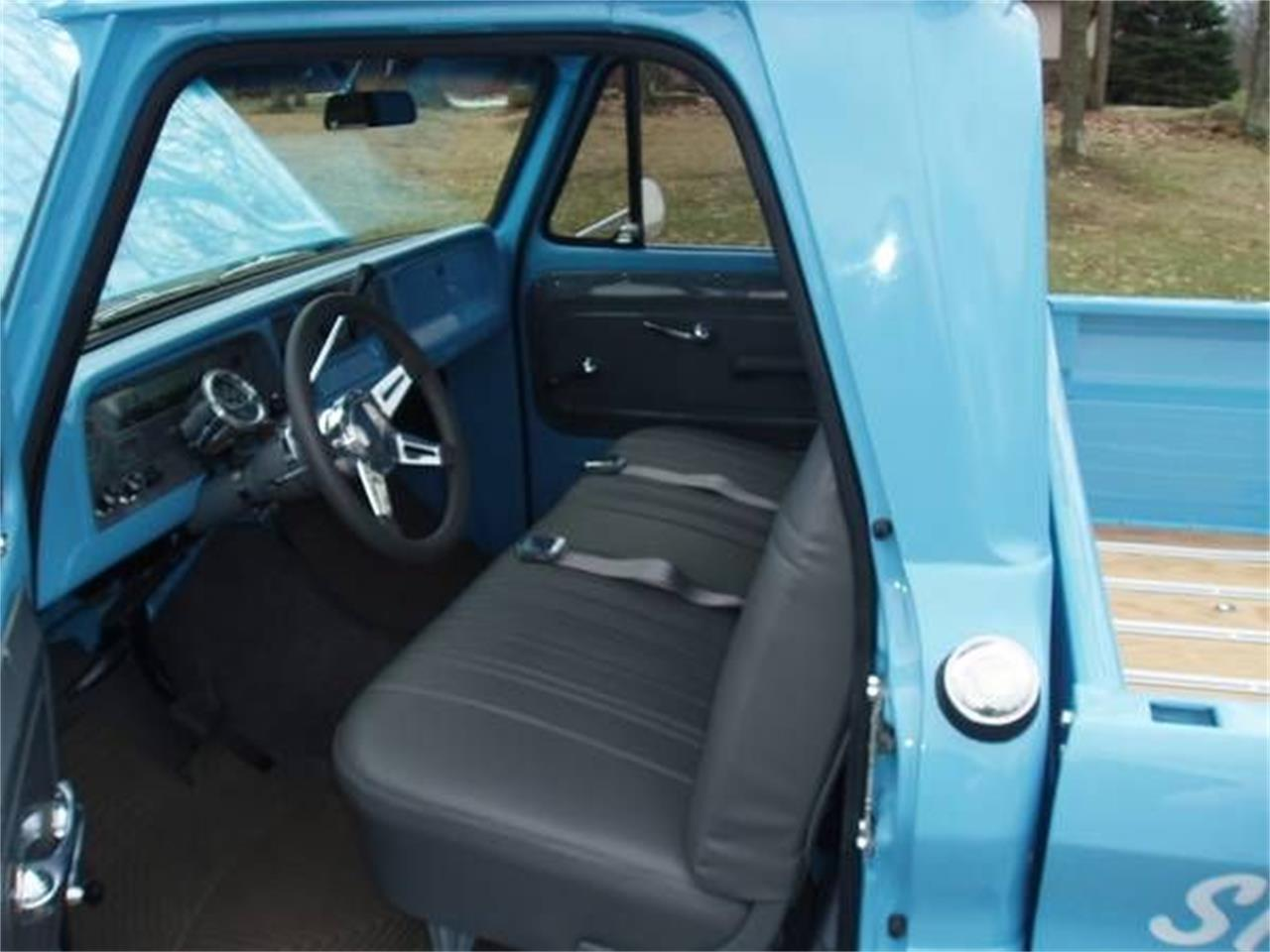 1966 Chevrolet C10 for sale in Cadillac, MI – photo 4
