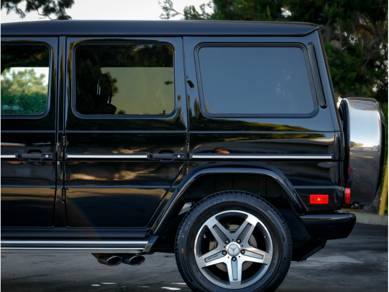 2011 Mercedes-Benz G550 for sale in Marina Del Rey, CA – photo 18