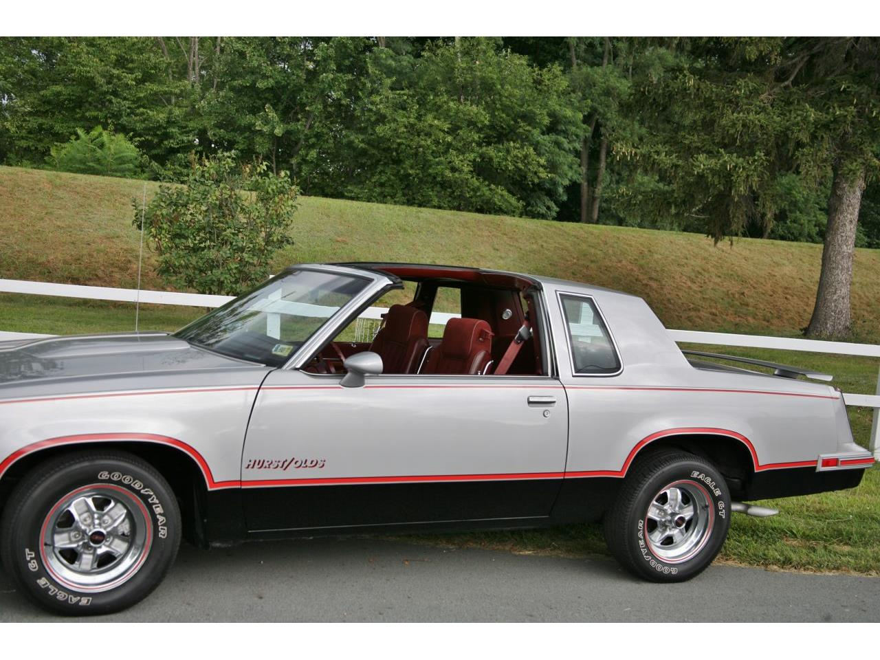 1984 Oldsmobile Cutlass for sale in Old Forge, PA – photo 23
