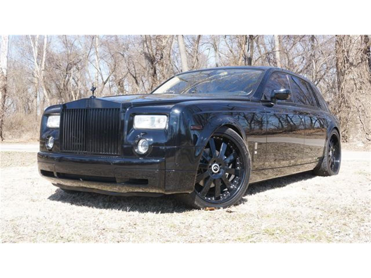 2006 Rolls-Royce Phantom for sale in Valley Park, MO