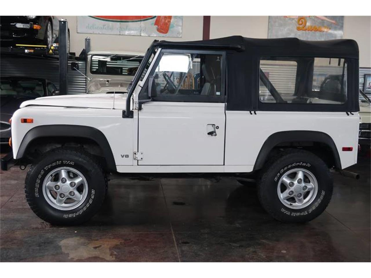 1995 Land Rover Defender for sale in Hailey, ID – photo 15