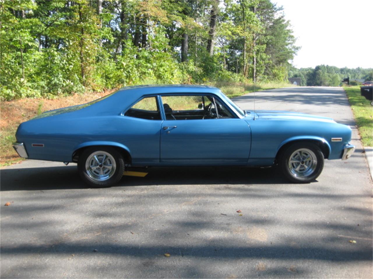 1971 Pontiac Ventura For Sale In Milner Ga Classiccarsbay Com