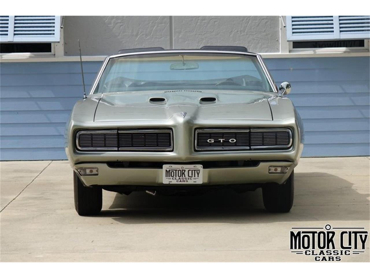 1968 Pontiac GTO for sale in Vero Beach, FL – photo 8