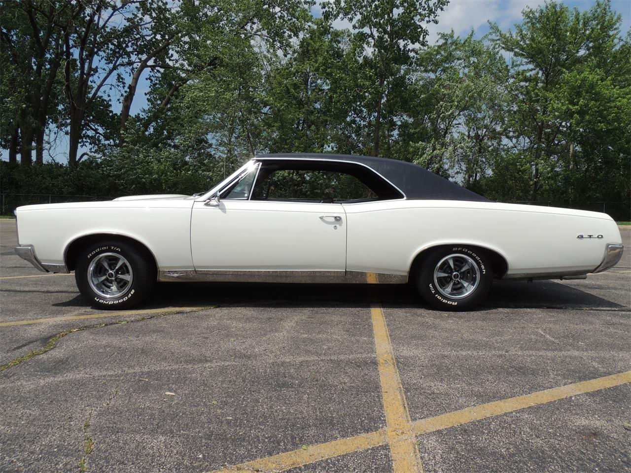 1967 Pontiac GTO for sale in Chicago, IL – photo 11