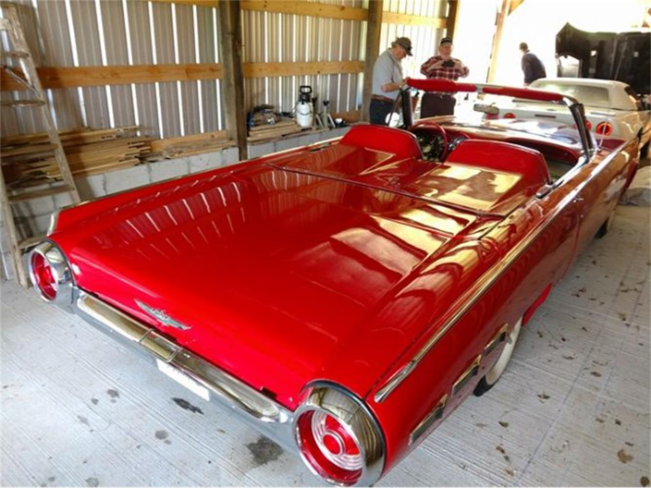 1962 Ford Thunderbird for sale in Cadillac, MI – photo 9