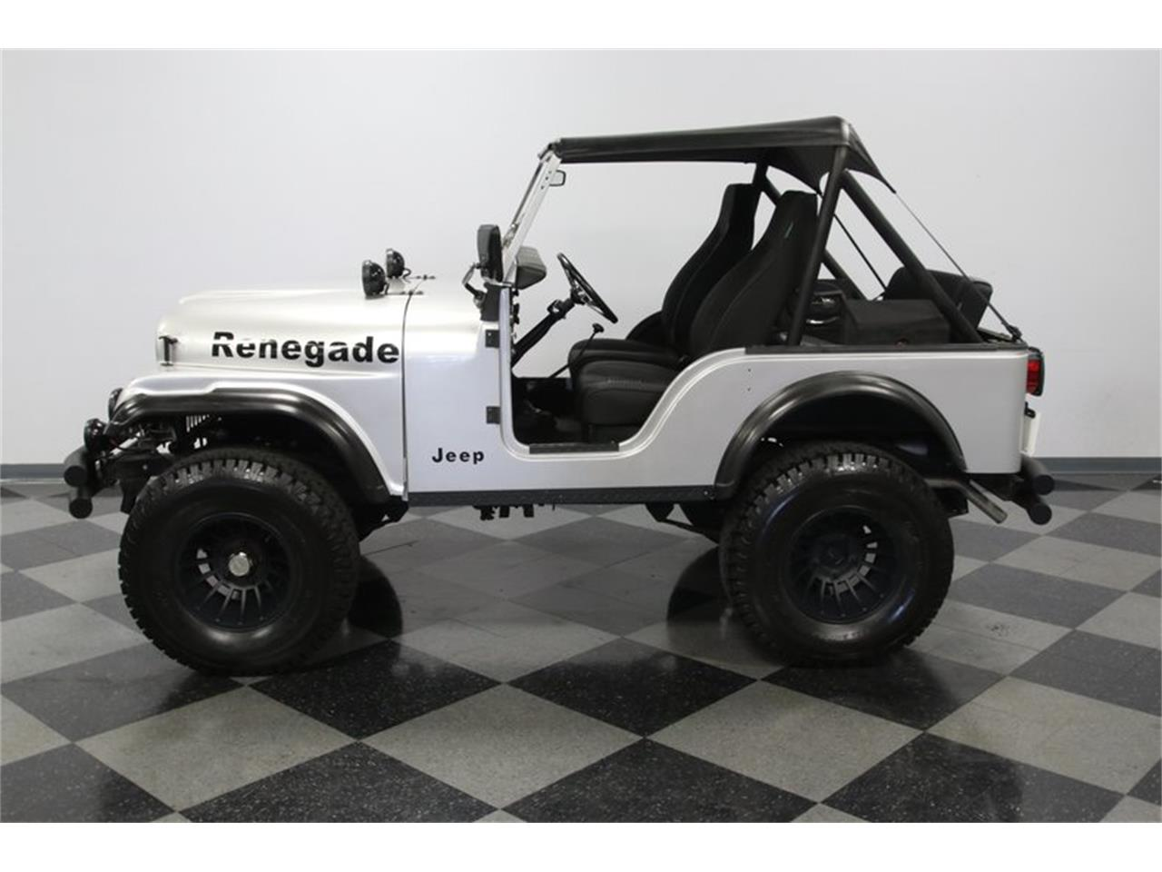 1971 Jeep CJ5 for sale in Concord, NC – photo 26