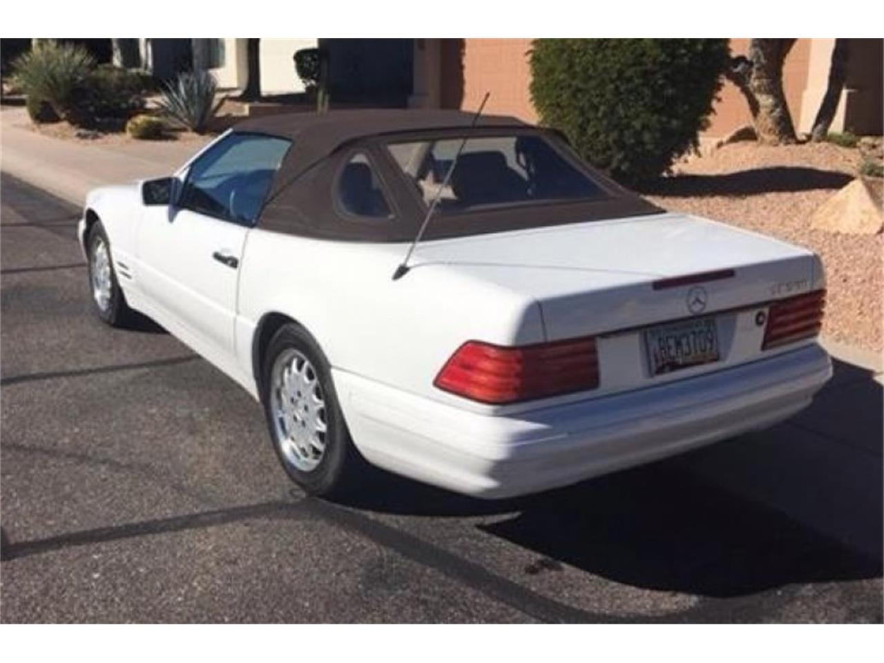 1998 Mercedes-Benz SL500 for sale in Peoria, AZ – photo 4