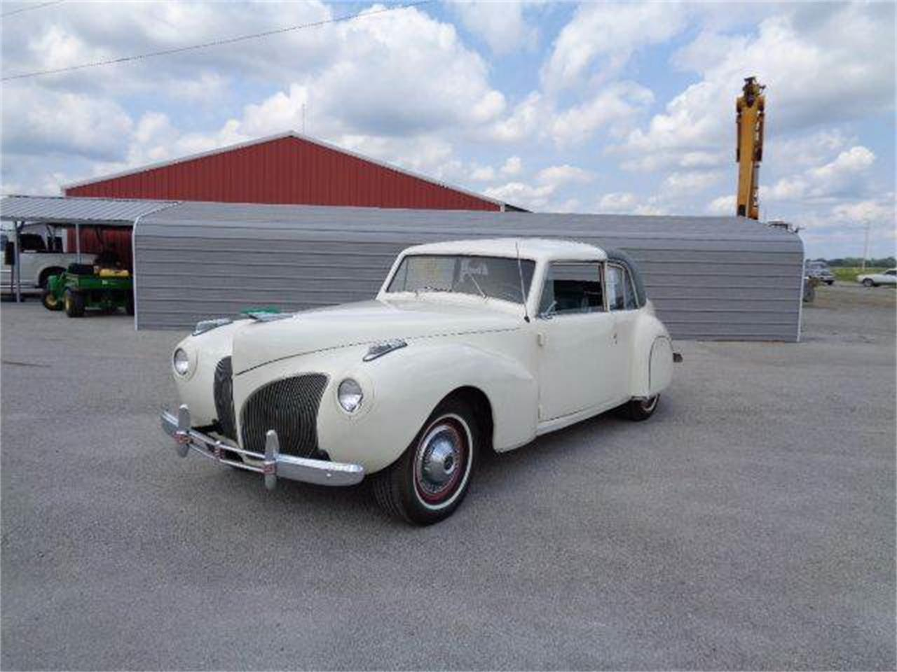 1941 Lincoln Continental for sale in Staunton, IL