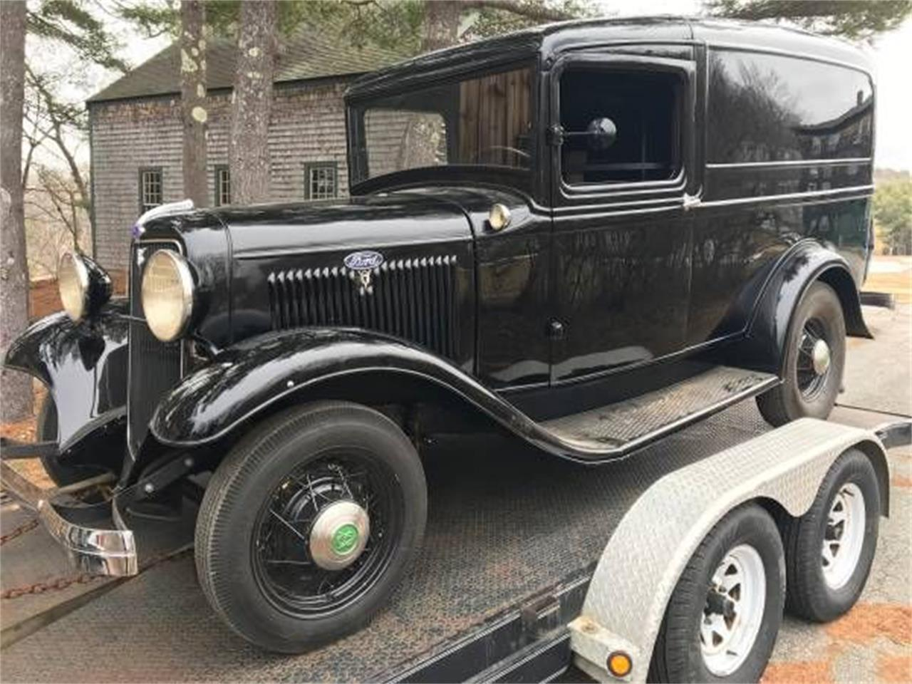 1934 Ford Panel Truck for sale in Cadillac, MI