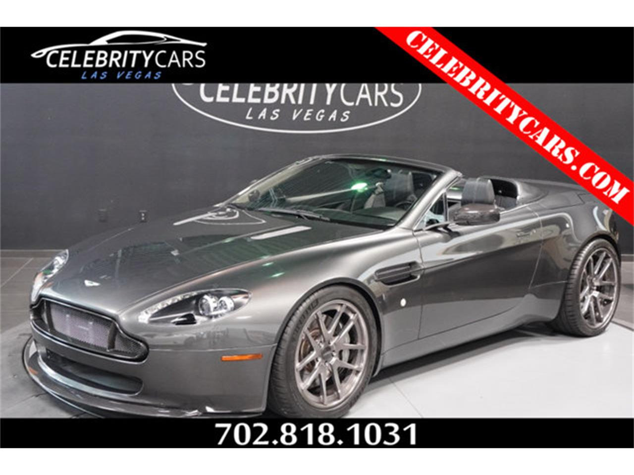 2009 Aston Martin Vantage For Sale In Las Vegas Nv Classiccarsbay Com