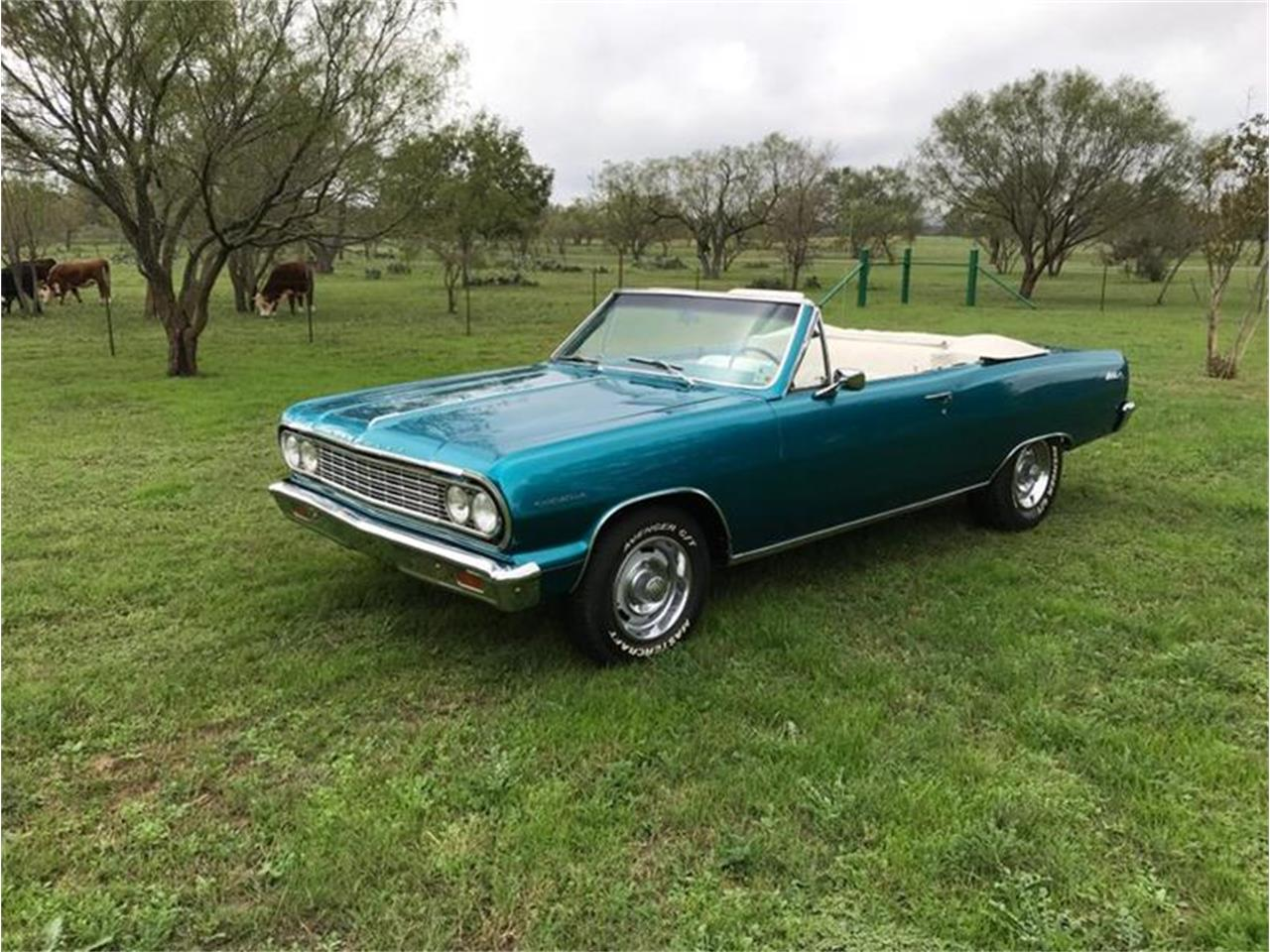 1964 Chevrolet Chevelle for sale in Fredericksburg, TX – photo 45
