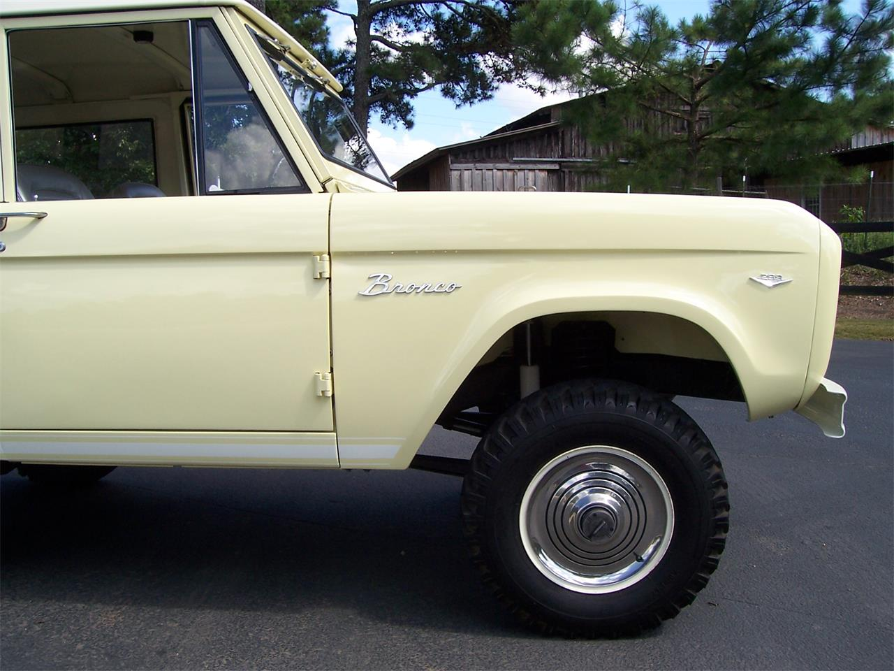 1966 Ford Bronco for sale in Alpharetta, GA – photo 12