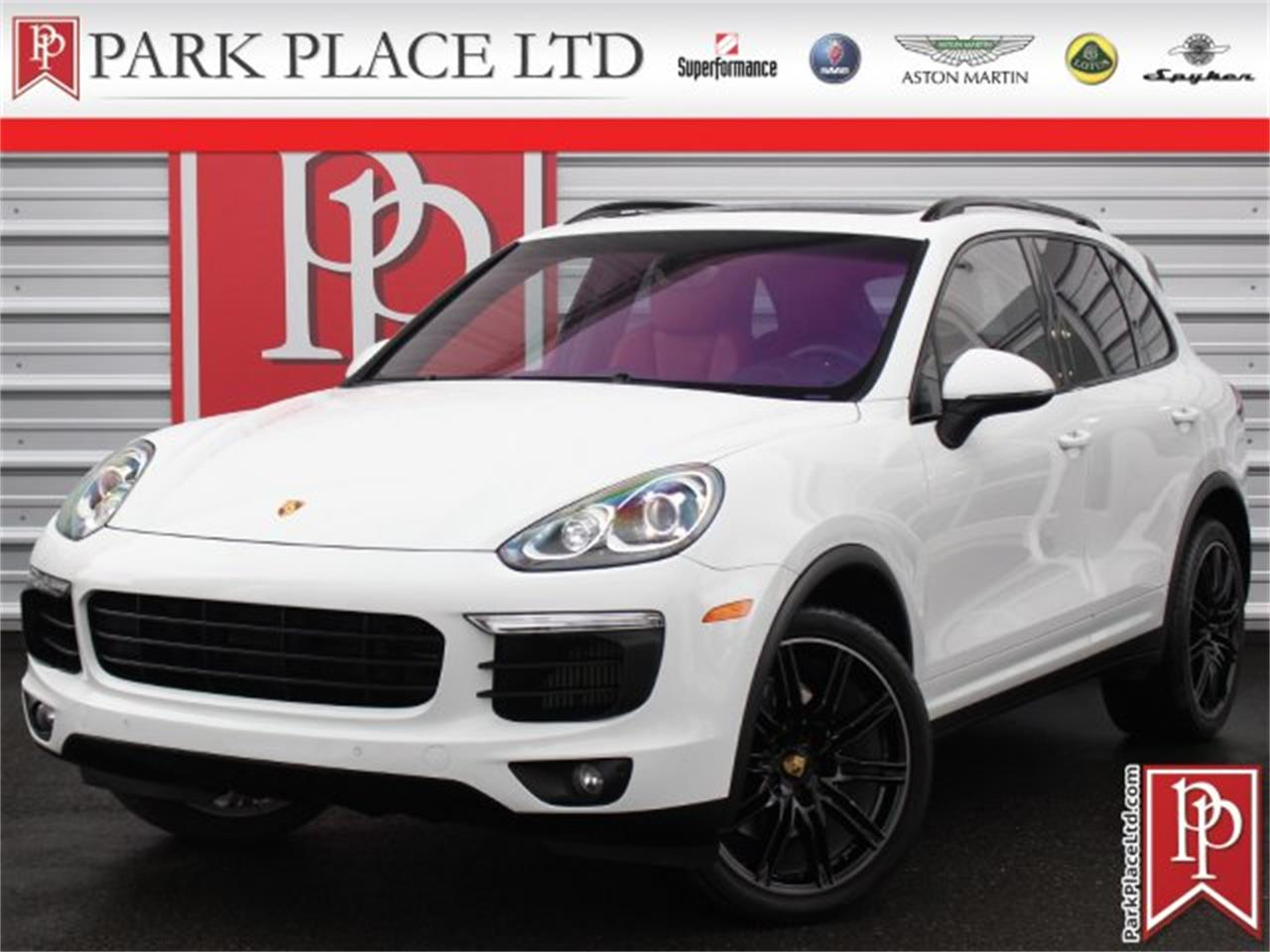 2015 Porsche Cayenne for sale in Bellevue, WA