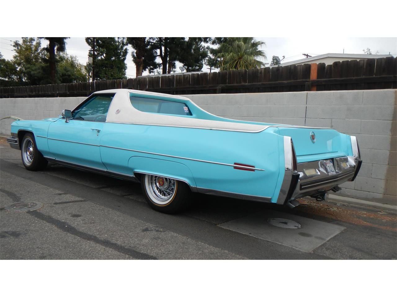 1973 Cadillac Eldorado for sale in Woodland Hills, CA – photo 8
