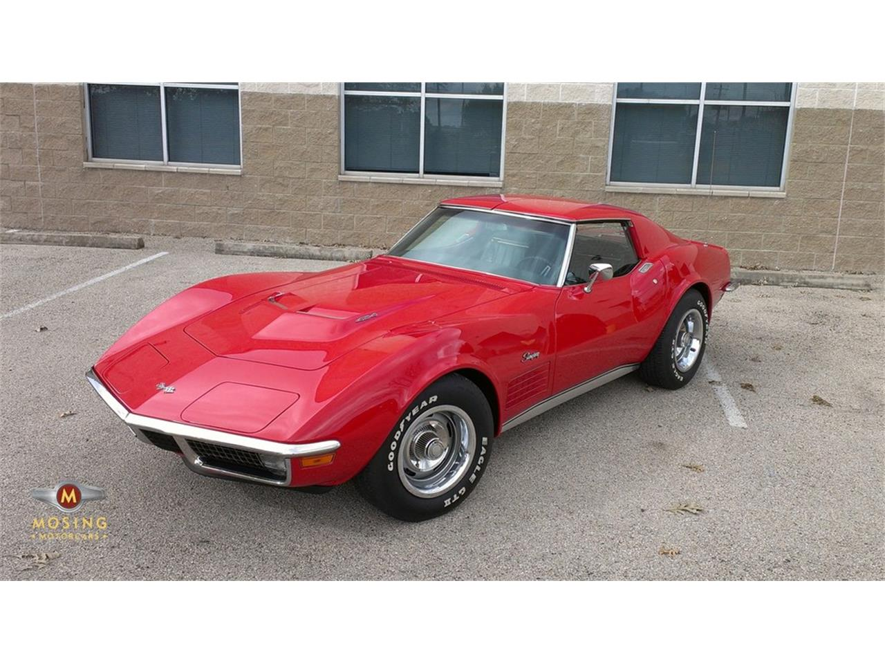 1971 Chevrolet Corvette for sale in Austin, TX – photo 3