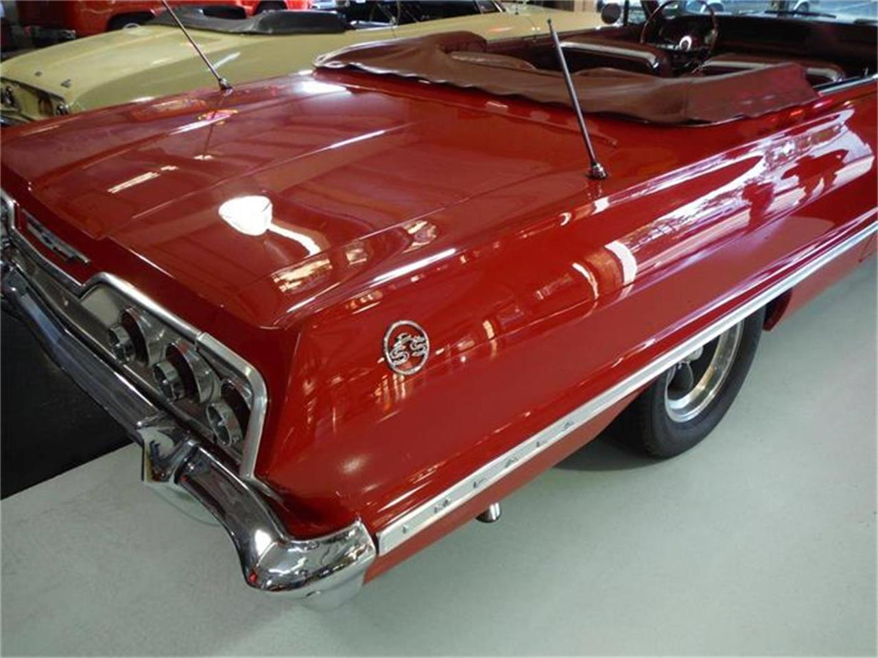 1963 Chevrolet Impala SS for sale in Ponte Verda Beach, FL – photo 7