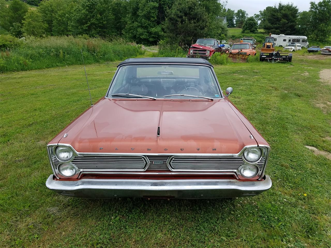 1966 Plymouth Sport Fury for sale in North Woodstock, CT – photo 8