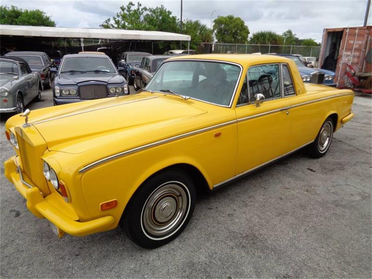 1973 Rolls-Royce Silver Shadow for sale in Fort Lauderdale, FL – photo 2