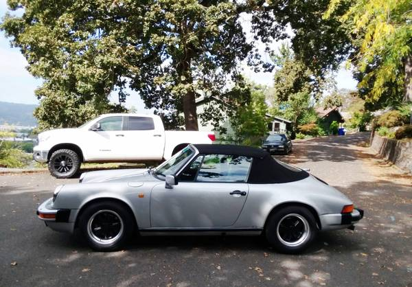 1984 Porsche 911 Carrera Cabriolet for sale in Portland, CA – photo 15