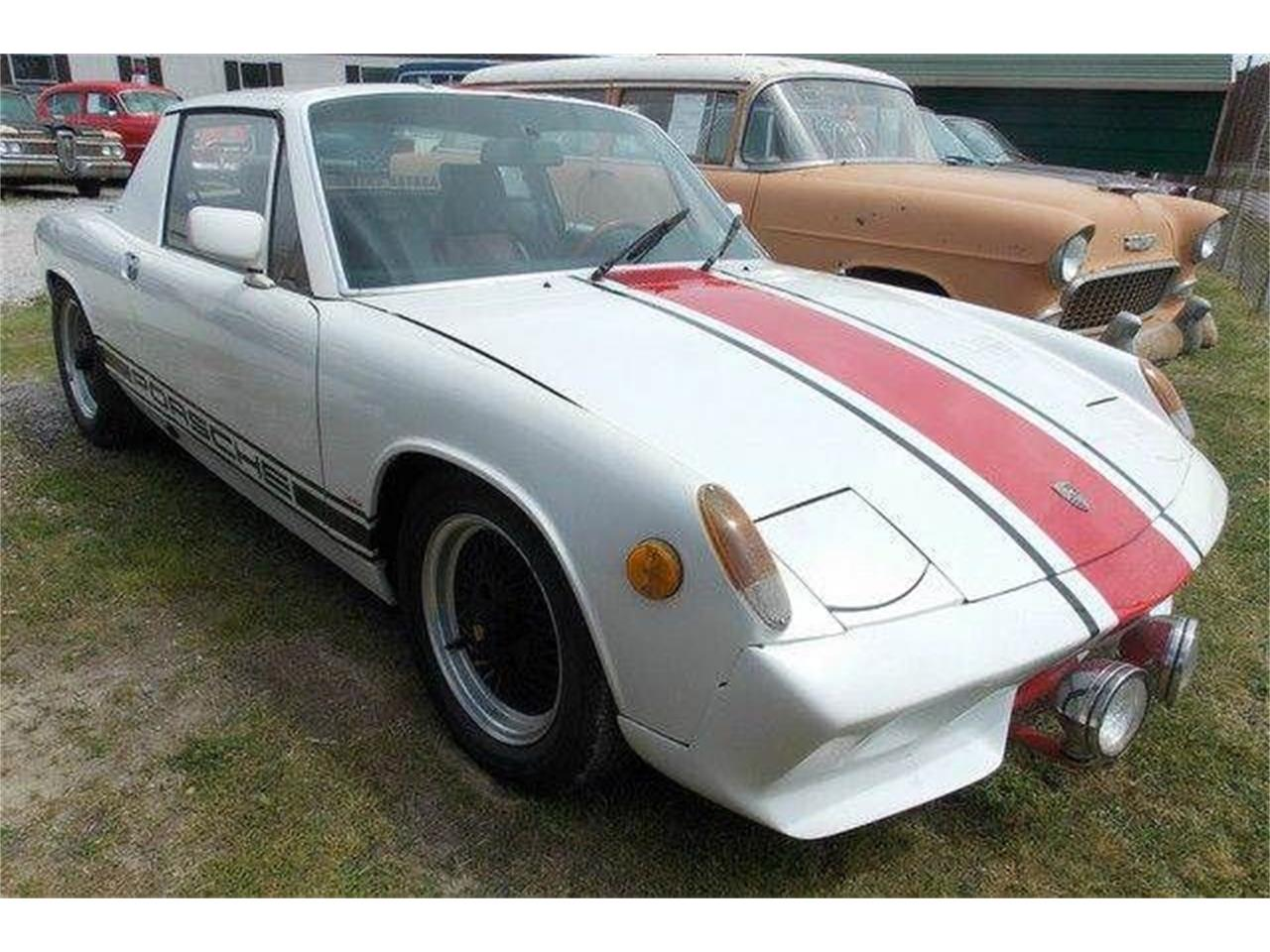 1973 Porsche 914 for sale in Cadillac, MI – photo 2