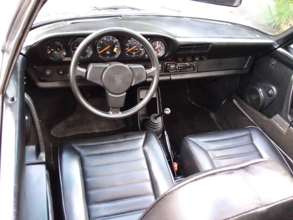 1984 Porsche 911 Carrera Cabriolet for sale in Portland, CA – photo 7