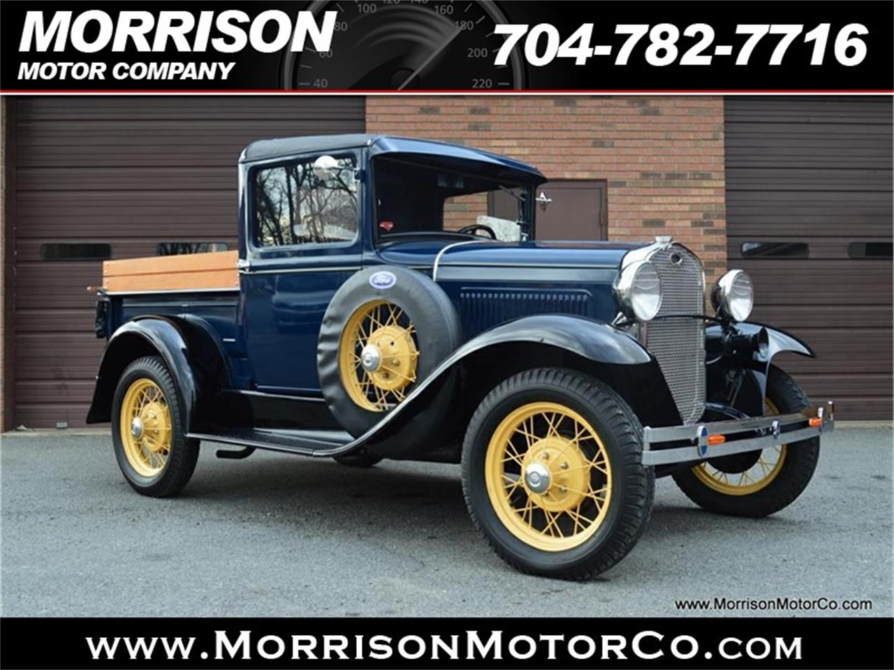 1931 Ford Model A for sale in Concord, NC
