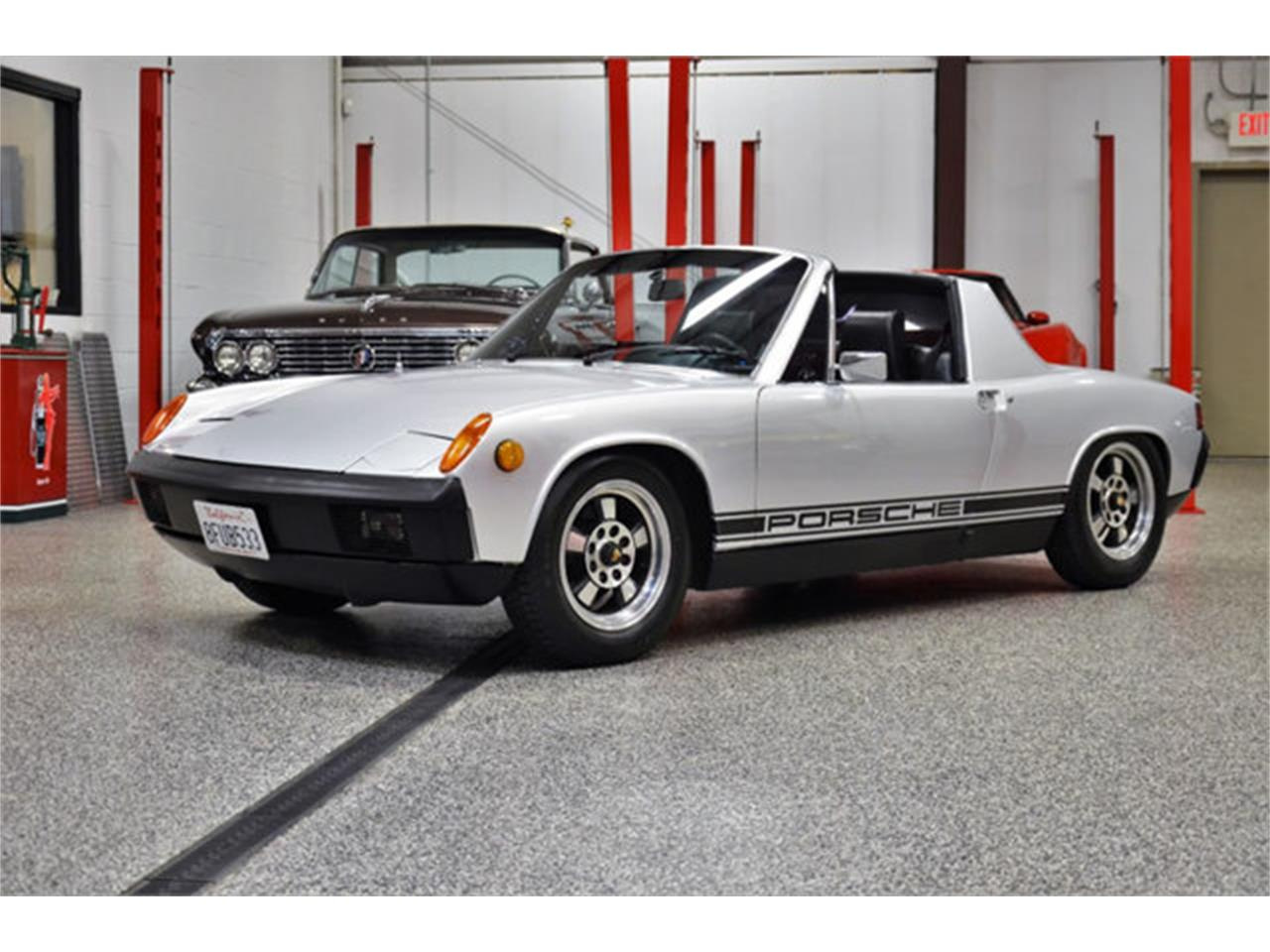 1972 Porsche 914 for sale in Plainfield, IL – photo 32