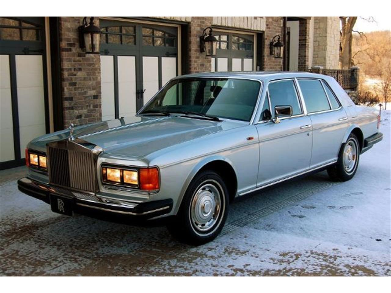 1973 Rolls-Royce Silver Shadow for sale in Carey, IL – photo 42
