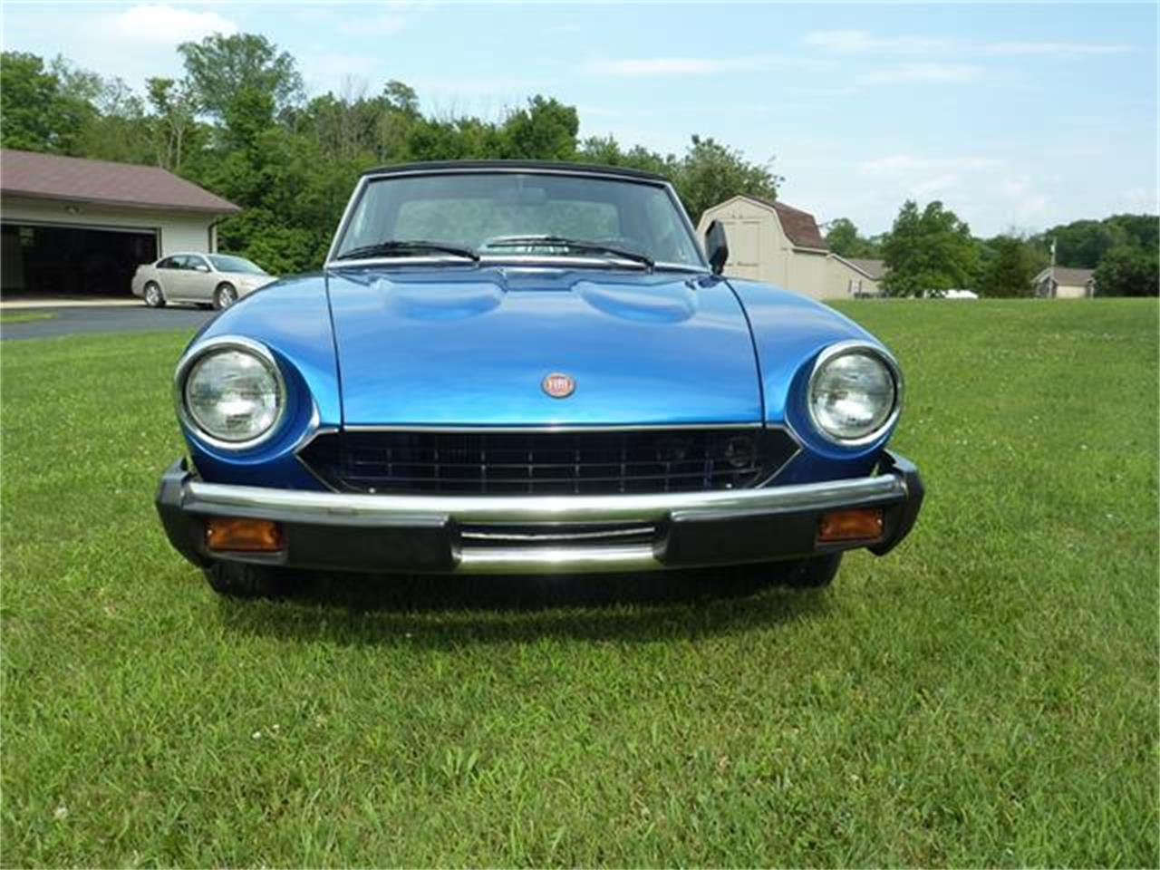 1980 Fiat 124 for sale in Mount Gilead, OH – photo 22