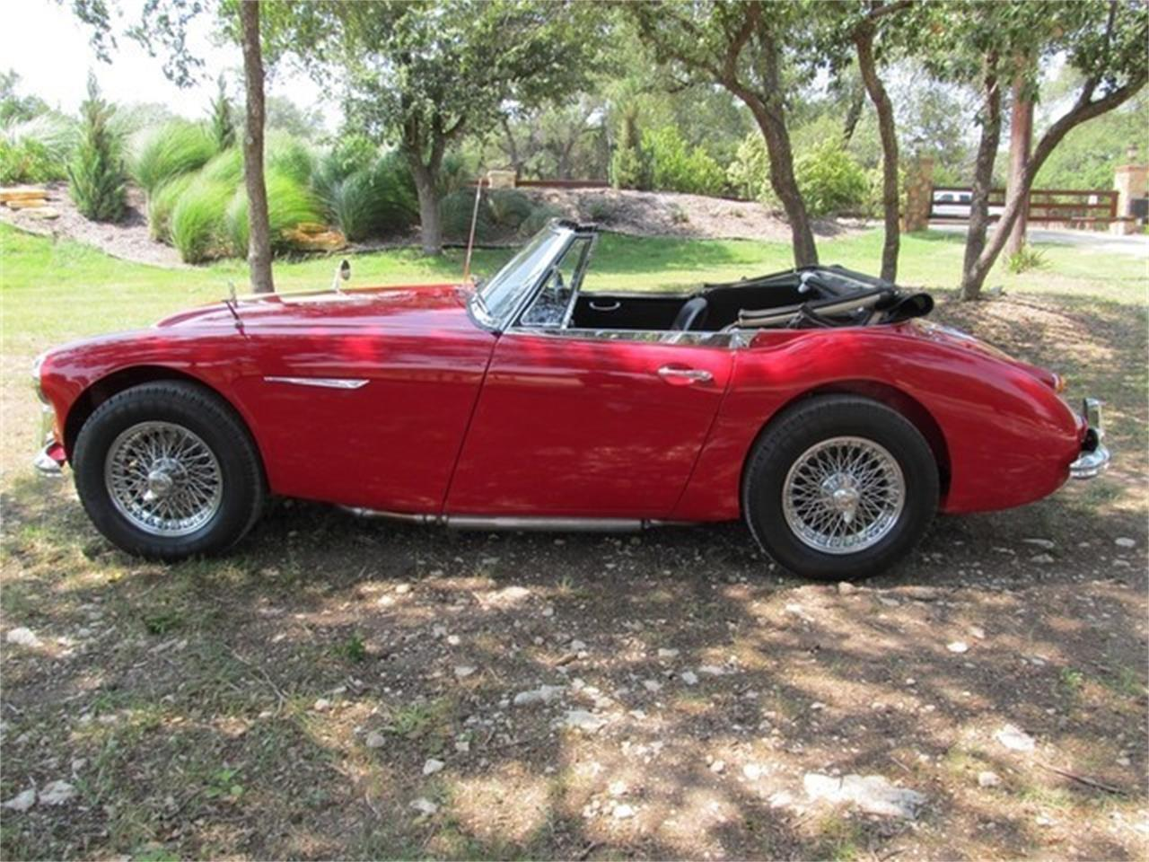 1967 Austin-Healey 3000 for sale in Liberty Hill, TX – photo 10