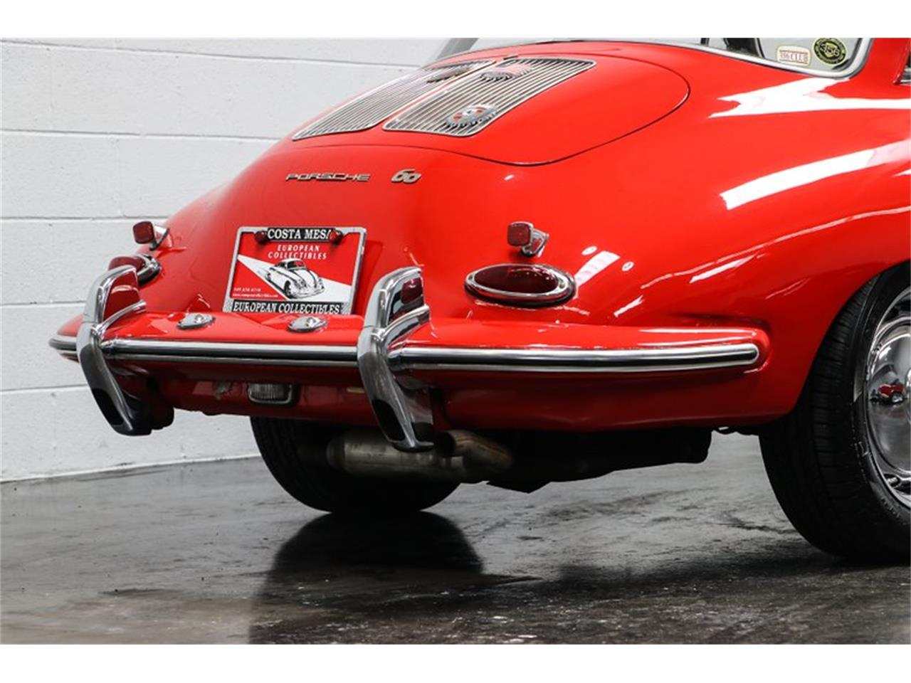 1962 Porsche 356B for sale in Costa Mesa, CA – photo 9