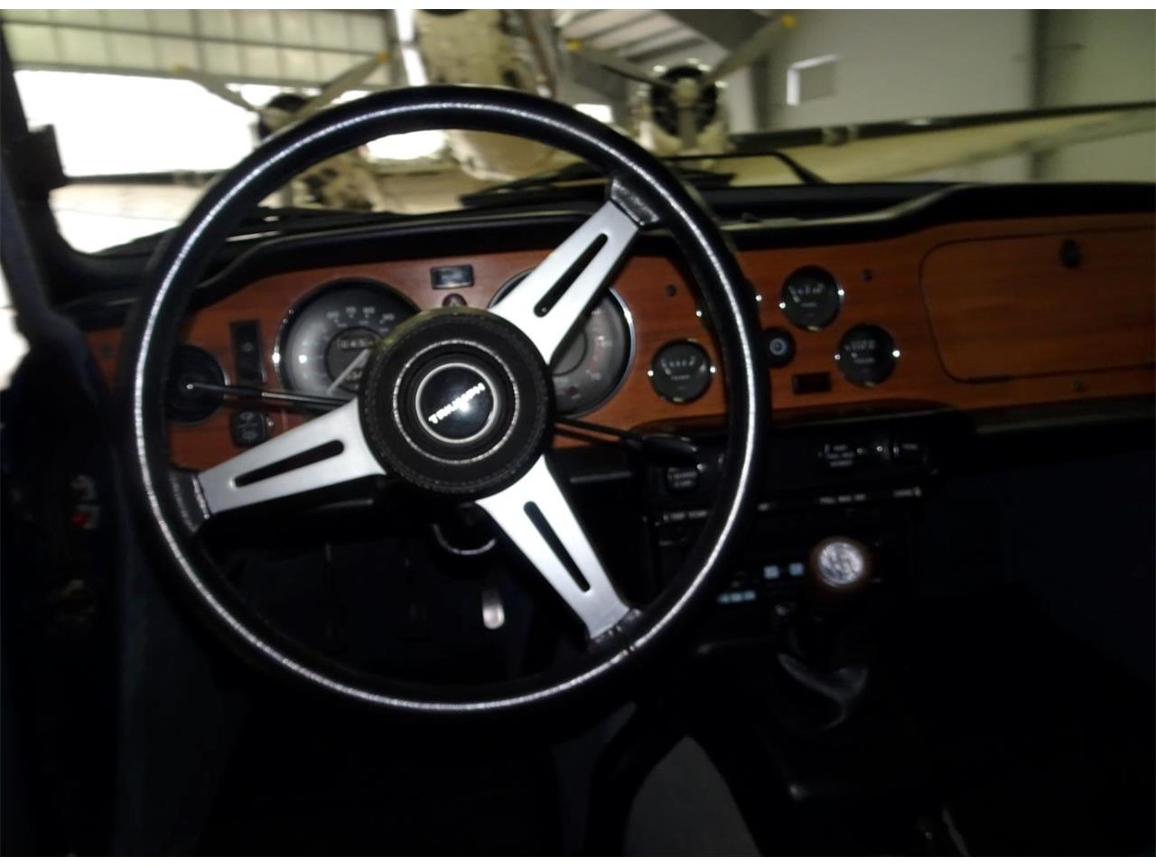 1973 Triumph TR6 for sale in Medford, OR – photo 15