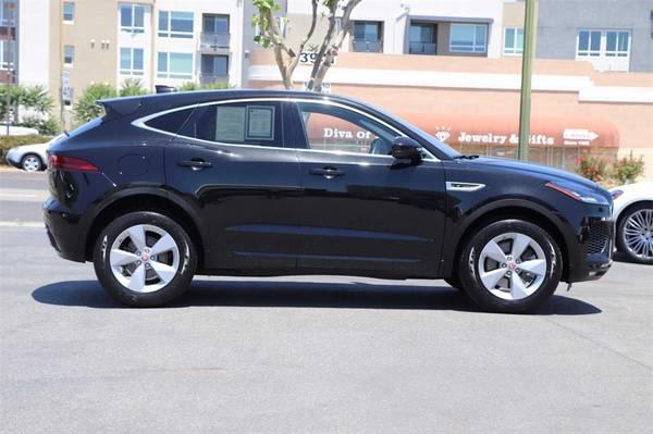 2018 Jag Jaguar EPACE R-Dynamic suv Santorini Black ...