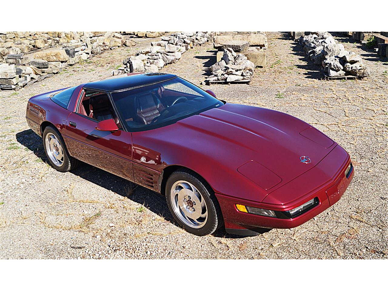 1993 Chevrolet Corvette for sale in Canton, OH – photo 2