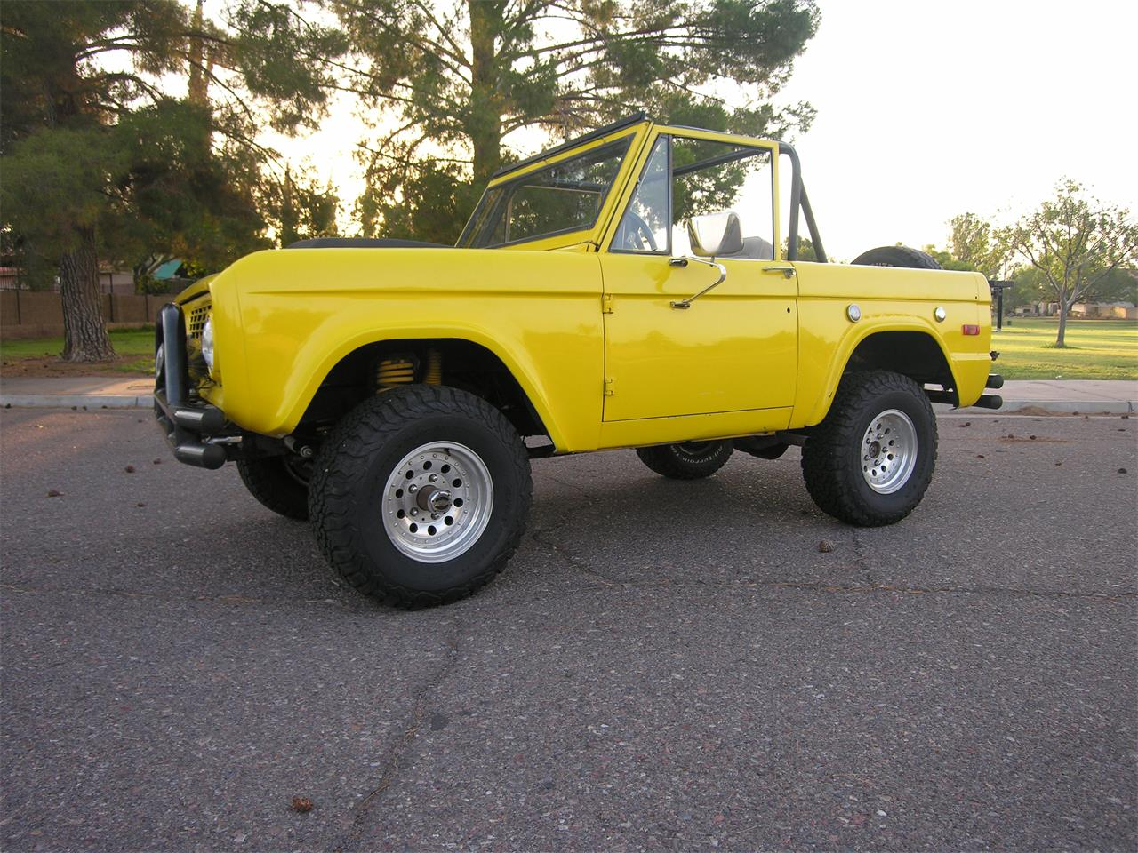 1971 Ford Bronco for sale in Scottsdale, AZ – photo 7