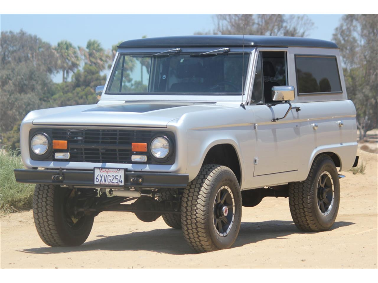 1969 Ford Bronco for sale in San Diego, CA – photo 9