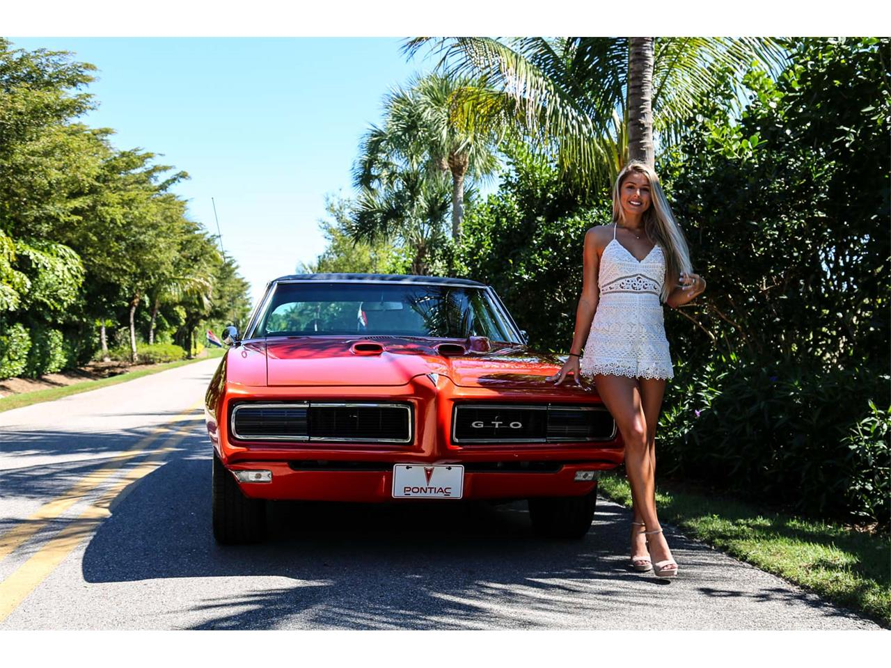 1968 Pontiac GTO for sale in Fort Myers, FL – photo 2