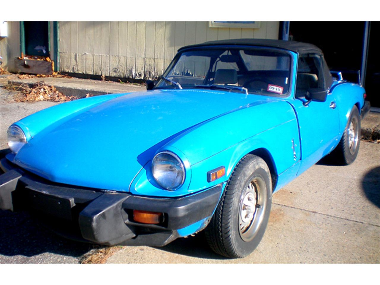 1979 Triumph Spitfire for sale in Rye, NH – photo 2