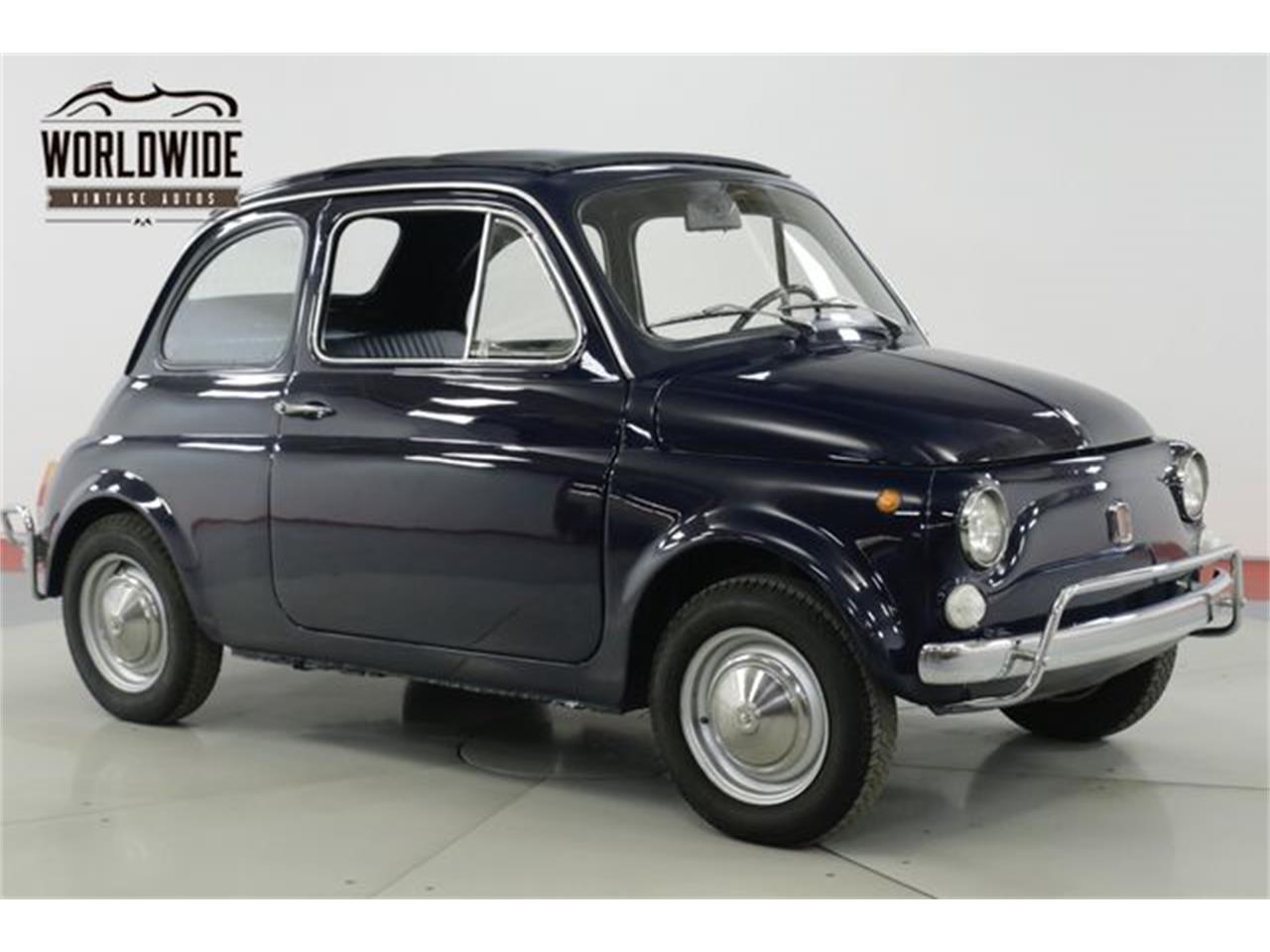 1971 Fiat 500L for sale in Denver , CO – photo 5