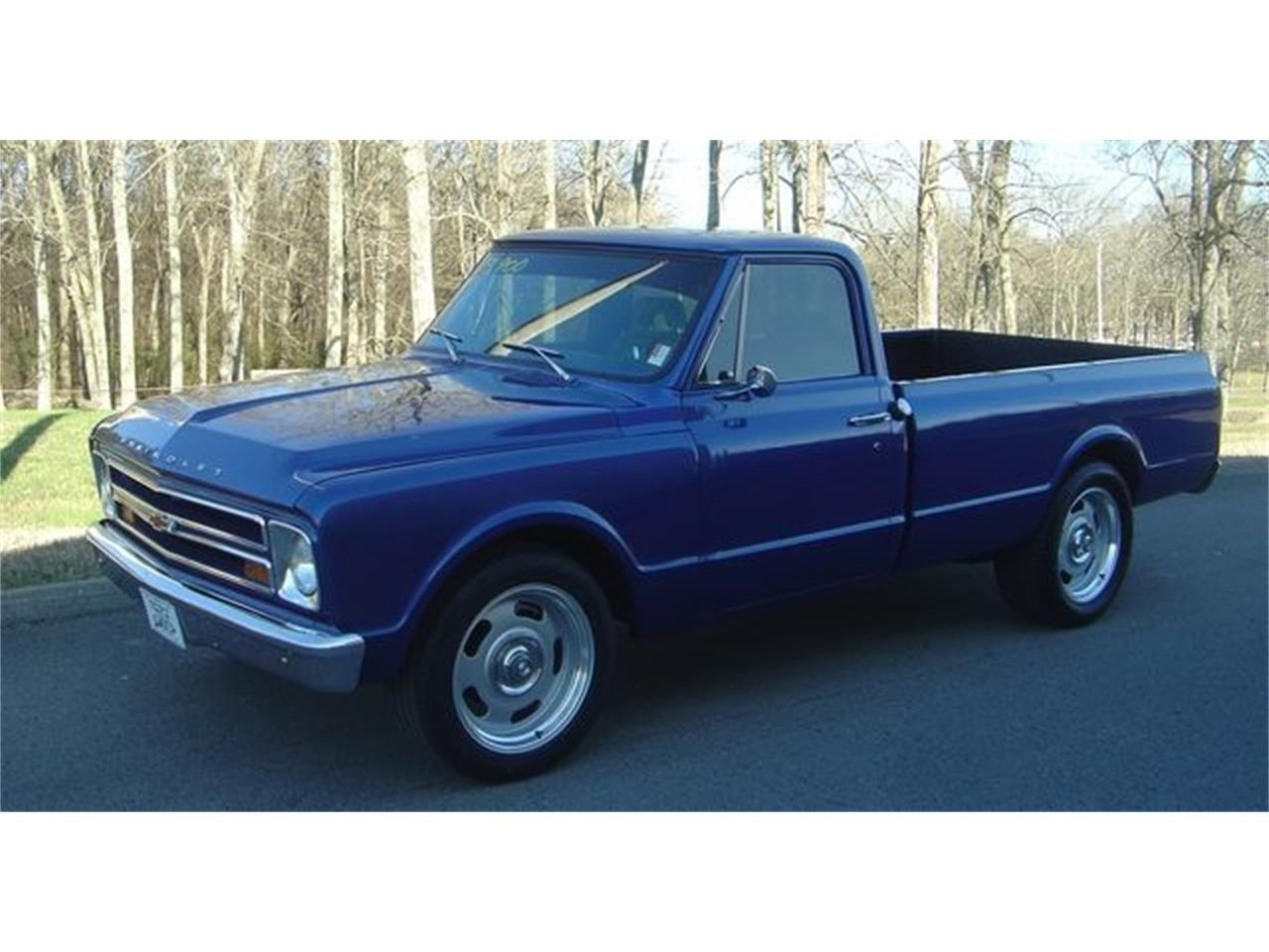 1970 Chevrolet C10 for sale in Hendersonville, TN