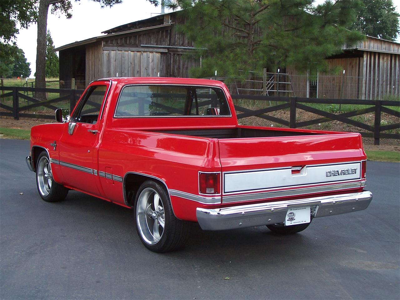 1985 Chevrolet C/K 10 for sale in Alpharetta, GA – photo 8