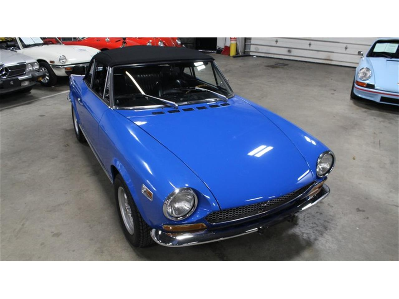 1972 Fiat Spider for sale in Kentwood, MI – photo 92