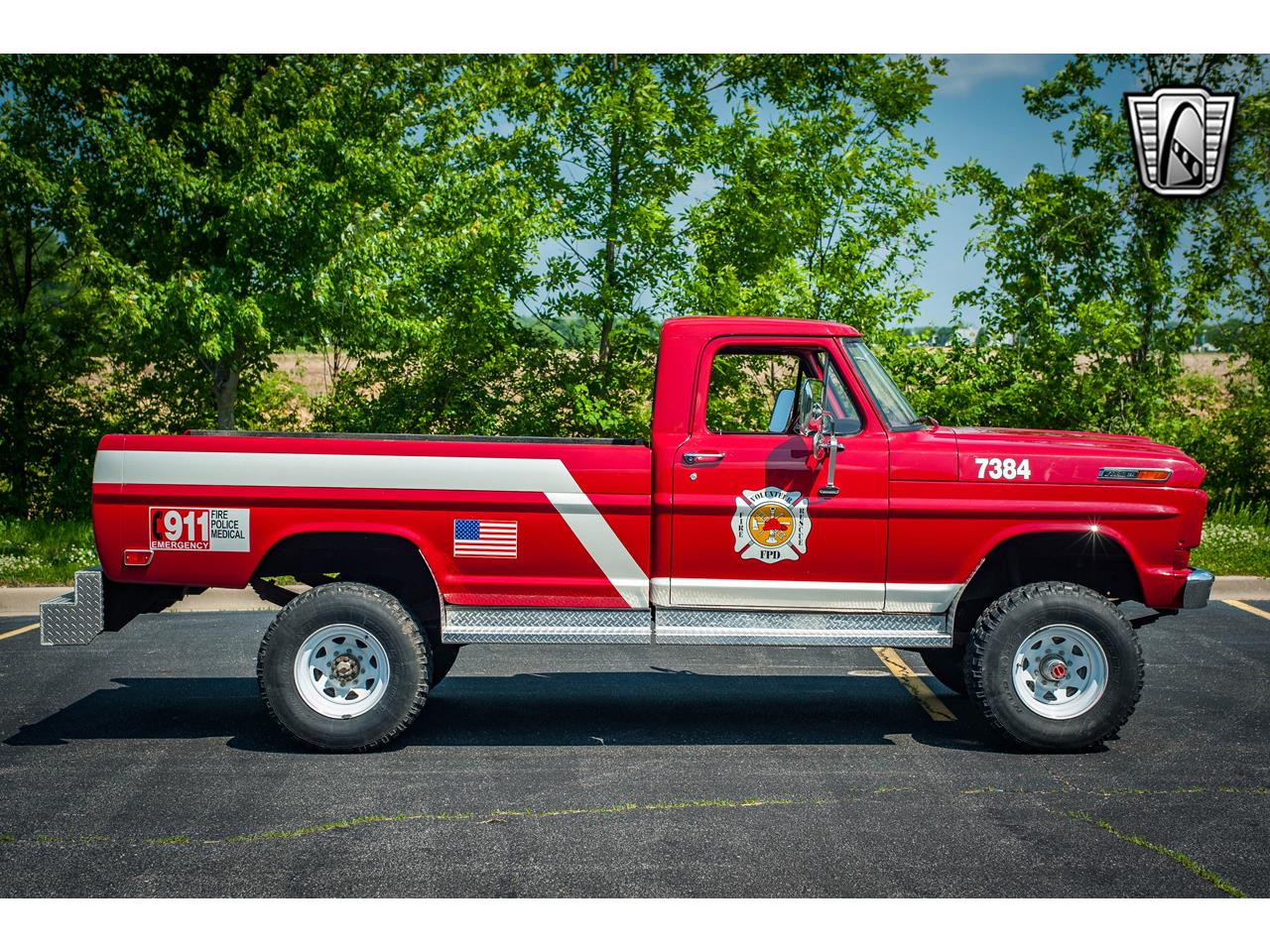 1968 Ford F250 for sale in O'Fallon, IL – photo 53