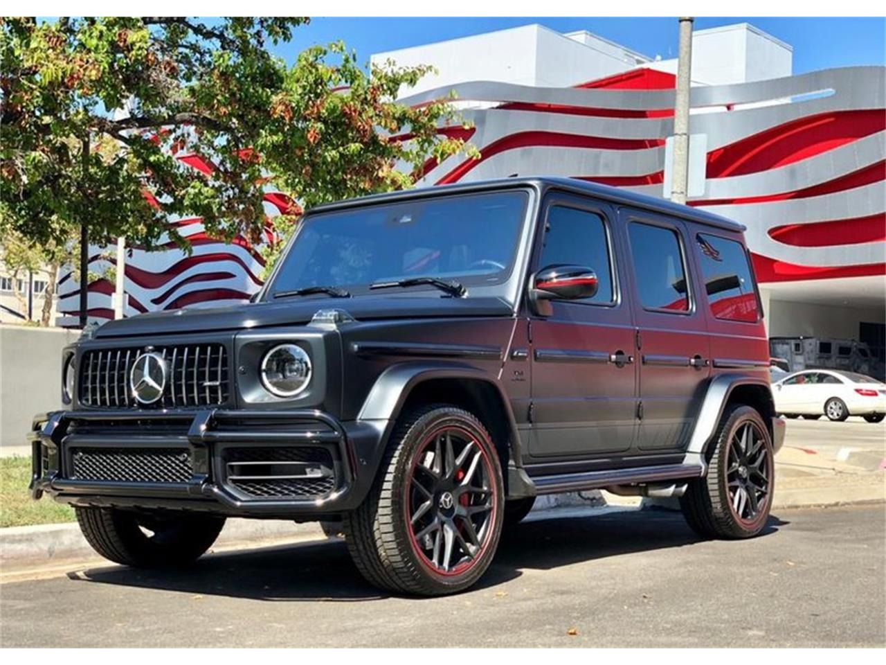 2019 Mercedes-Benz G63 for sale in Los Angeles, CA