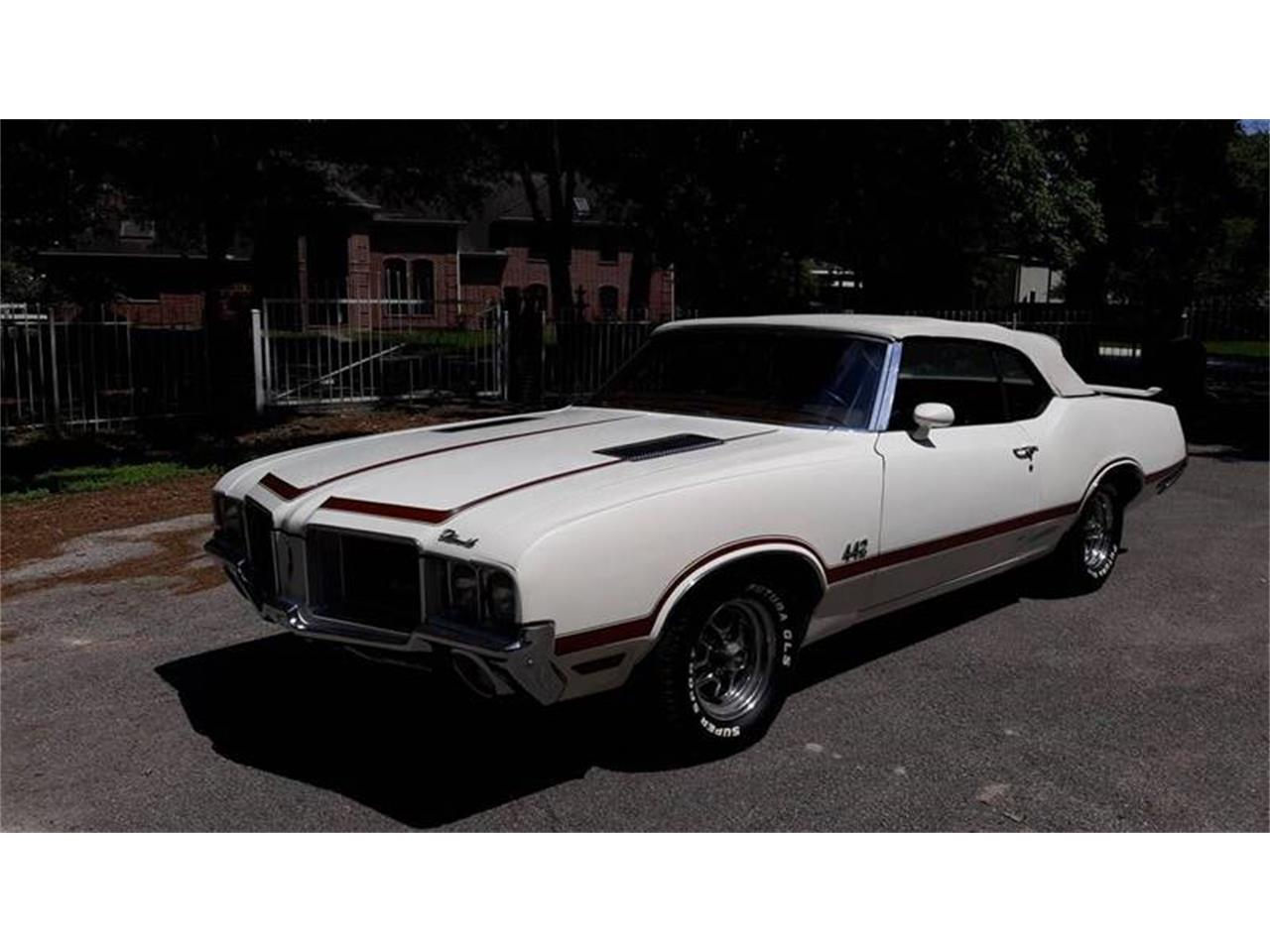 1971 Oldsmobile Cutlass for sale in Long Island, NY