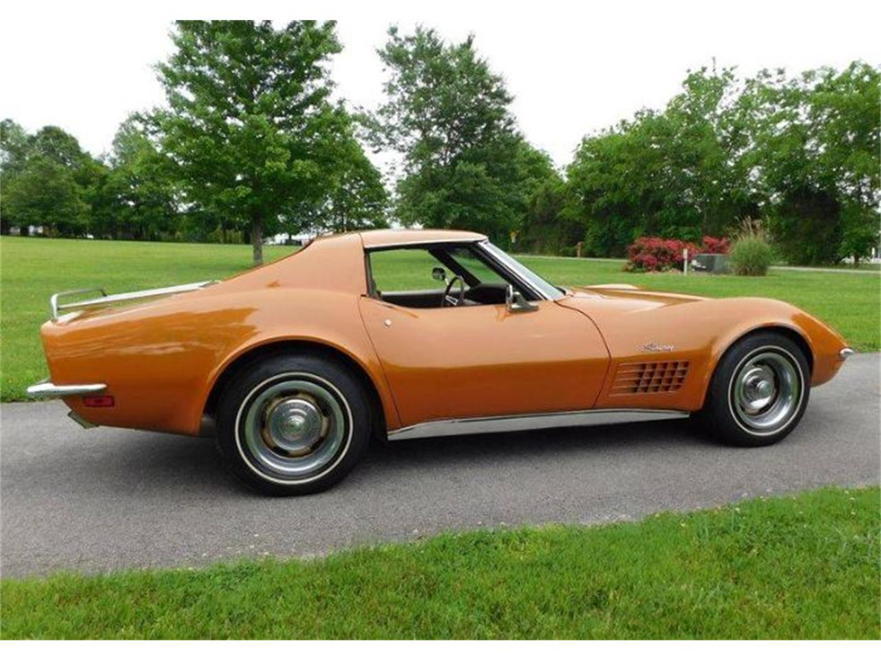 1971 Chevrolet Corvette for sale in Cadillac, MI – photo 22