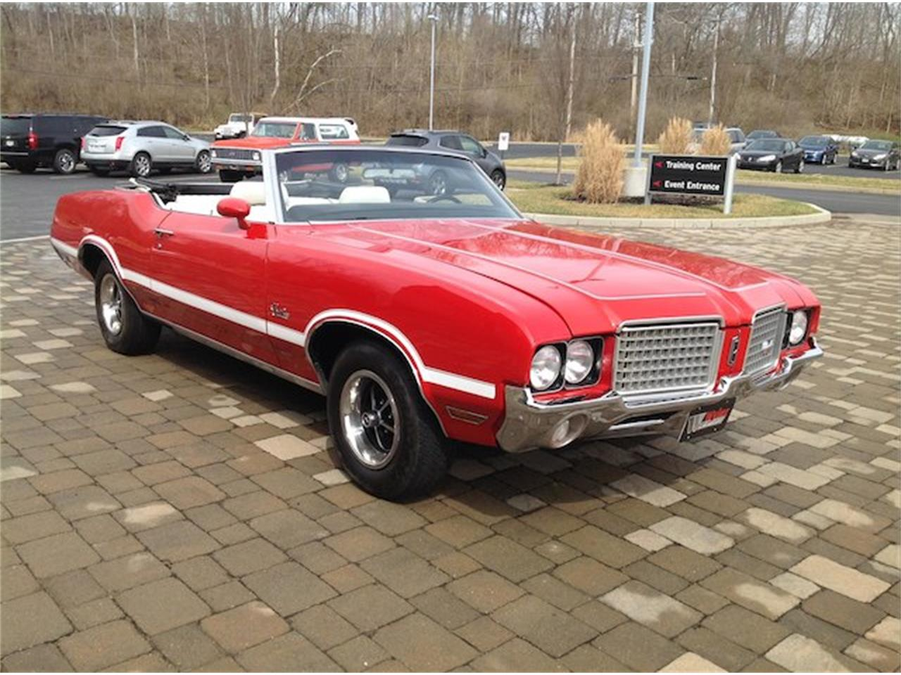 1972 Oldsmobile Cutlass for sale in Milford, OH – photo 40