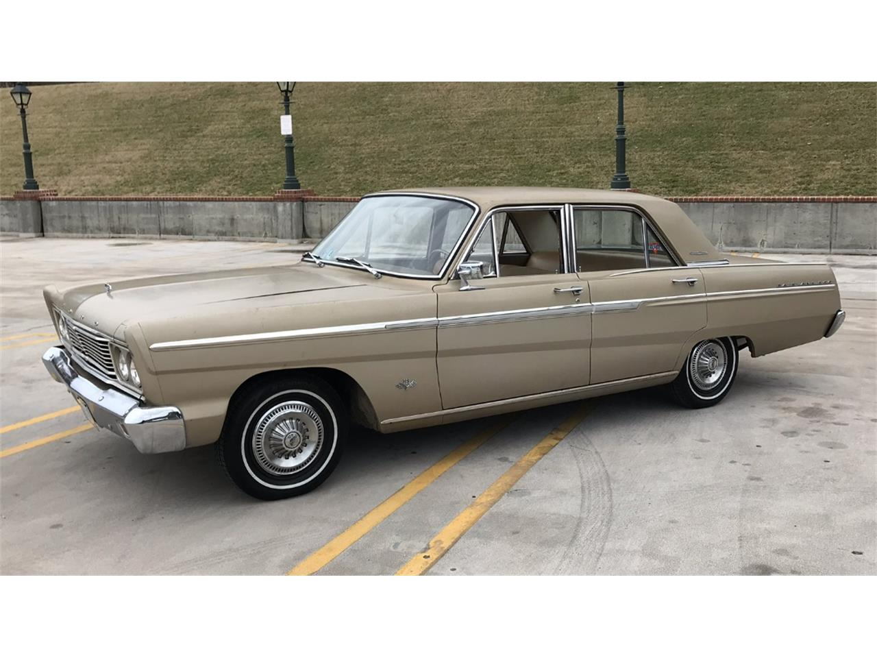 1965 Ford Fairlane 500 For Sale In Hayes Va Classiccarsbay Com