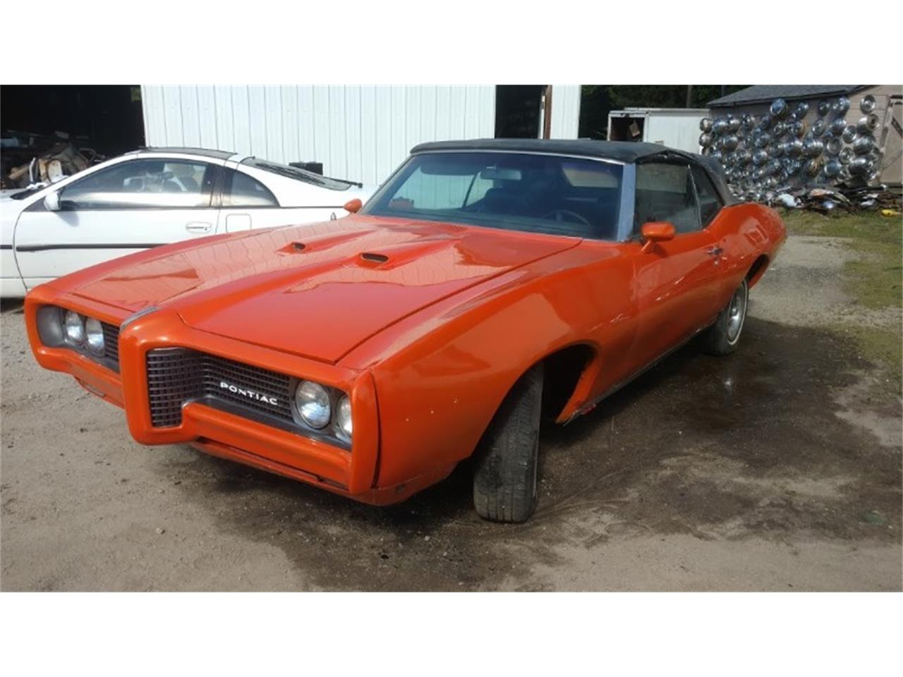 1969 Pontiac LeMans for sale in Gray Court, SC – photo 3