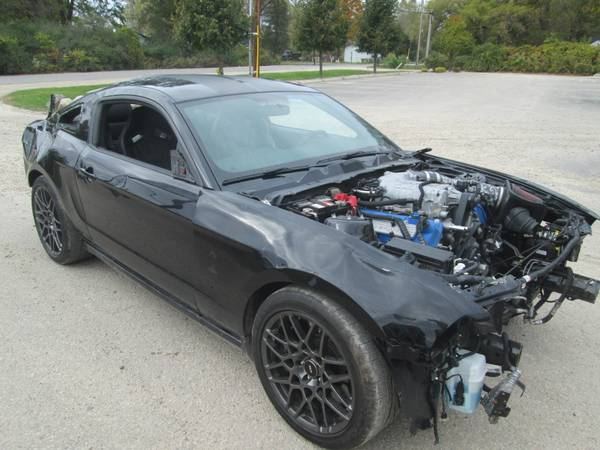 2014 Mustang Shelby GT 500 Driveline for sale in Madison, WI – photo 2